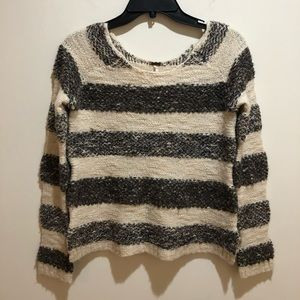 Free People Sz XS Chunky Knit Sweater